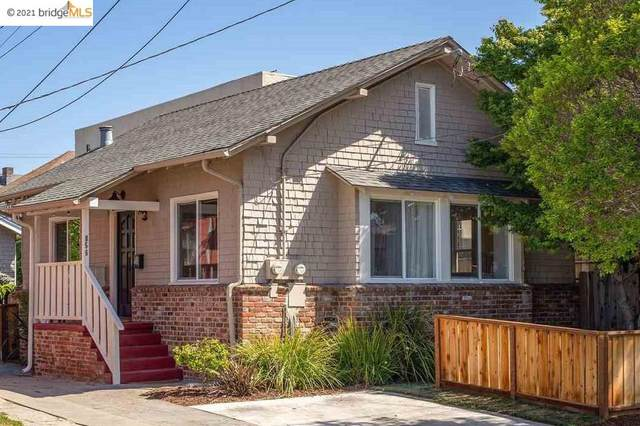 856 55Th St, Oakland, CA 94608 (#40949501) :: The Lucas Group