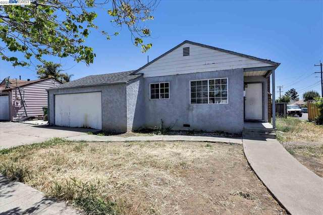 615 Mardie St, Hayward, CA 94544 (#40949508) :: The Grubb Company