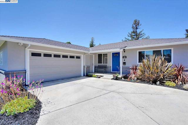 368 Scott St, Livermore, CA 94551 (#40949527) :: Realty World Property Network
