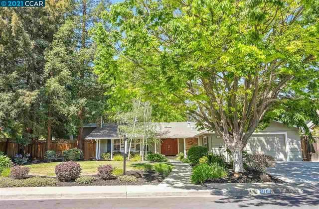 3117 Bowling Green Drive, Walnut Creek, CA 94598 (#40949583) :: The Lucas Group