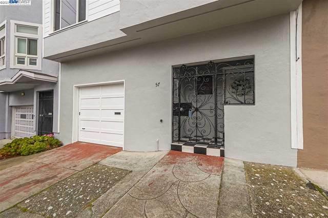 57 Santa Cruz Ave, San Francisco, CA 94112 (#40949598) :: The Grubb Company