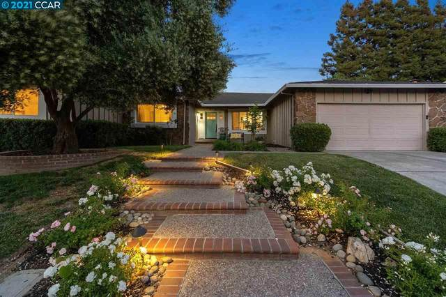 1672 Saint Norbert Dr, Danville, CA 94526 (#40949629) :: Realty World Property Network