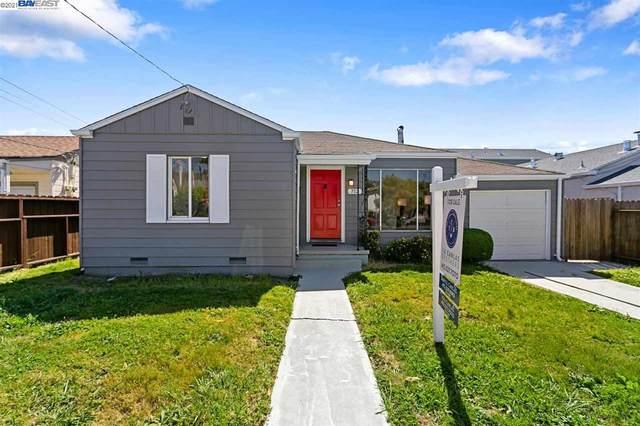 712 40Th St, Richmond, CA 94805 (#40949647) :: The Grubb Company