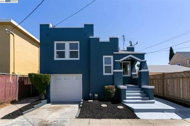 5632 Hilton St, Oakland, CA 94605 (#40949649) :: The Grubb Company