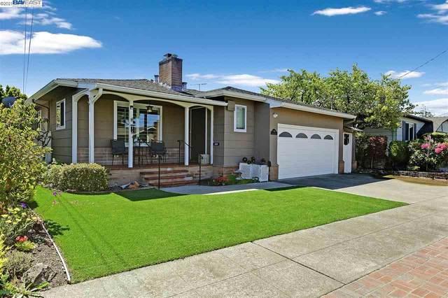 1308 Hansen Ave, Alameda, CA 94501 (#40949651) :: The Grubb Company