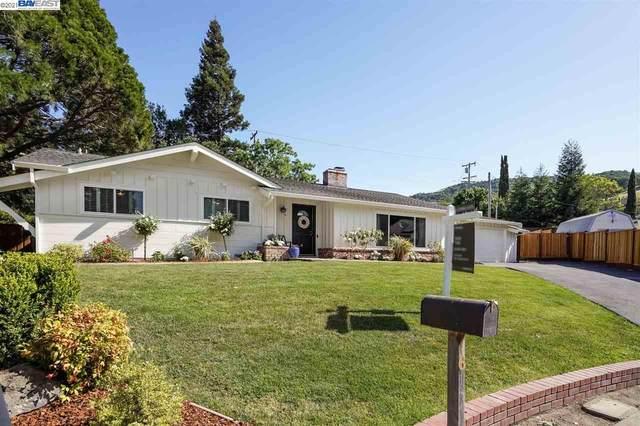 6 Montego Pl, Danville, CA 94526 (#40949660) :: The Grubb Company