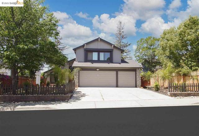 4556 Roebuck Way, Antioch, CA 94531 (#40949665) :: The Grubb Company