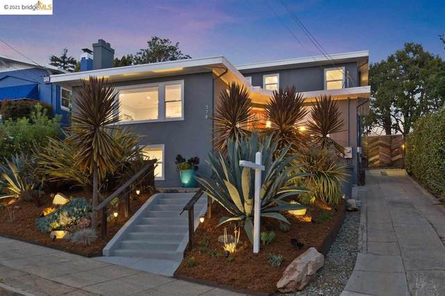 578 Weldon Ave, Oakland, CA 94610 (#40949670) :: The Grubb Company