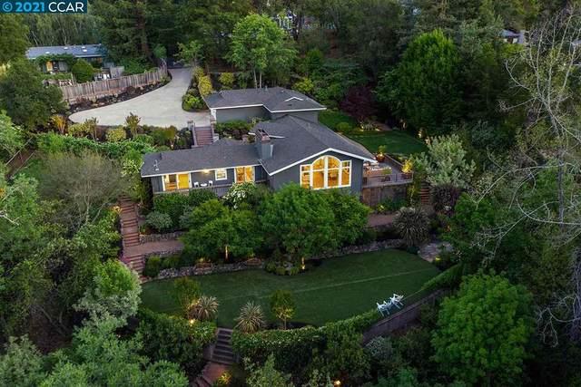 3810 Palo Alto Dr, Lafayette, CA 94549 (#40949693) :: Realty World Property Network