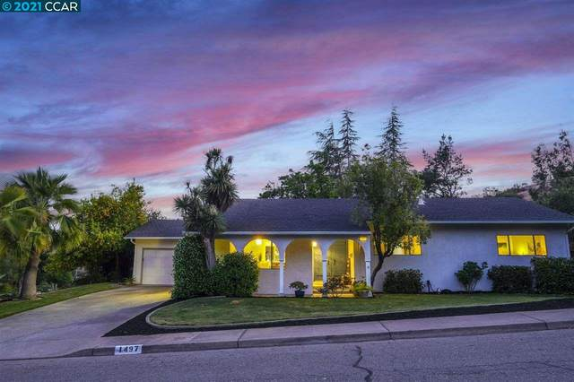 1497 Cloudview Dr, Pleasant Hill, CA 94523 (#40949781) :: Realty World Property Network