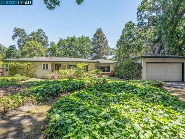 26 Alder Ave, Walnut Creek, CA 94595 (#40949817) :: The Lucas Group