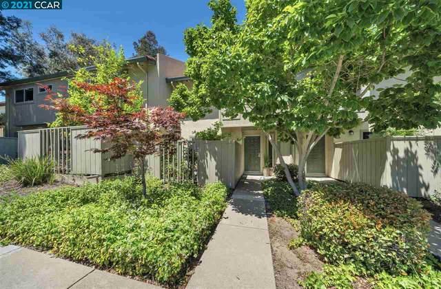 1694 Parkside Dr, Walnut Creek, CA 94597 (#40949822) :: Blue Line Property Group