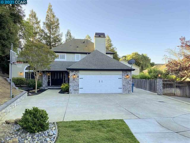 4249 Alhambra Way, Martinez, CA 94553 (#40949833) :: Blue Line Property Group