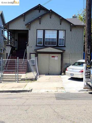 2155 47Th Ave, Oakland, CA 94601 (#40949843) :: MPT Property