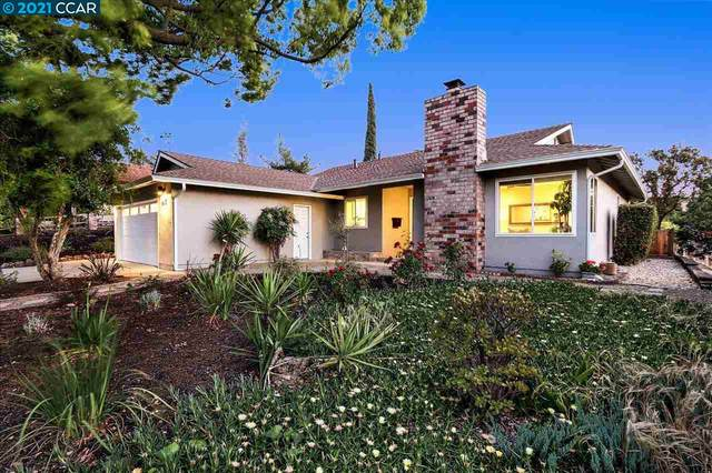 11 Blue Gum Ct, Pleasant Hill, CA 94523 (#40949875) :: Realty World Property Network