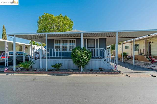 4603 Balfour Rd Trlr 4, Brentwood, CA 94513 (#40949900) :: Blue Line Property Group