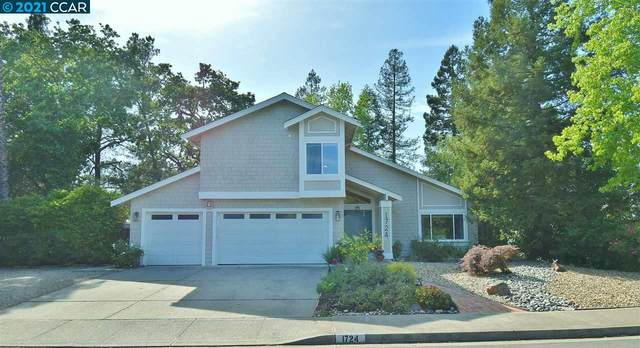 1724 Lucille Lane, Pleasant Hill, CA 94523 (#40949964) :: Realty World Property Network