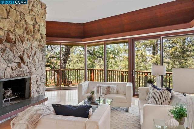 2 Richelle Ct, Lafayette, CA 94549 (#40949977) :: Realty World Property Network