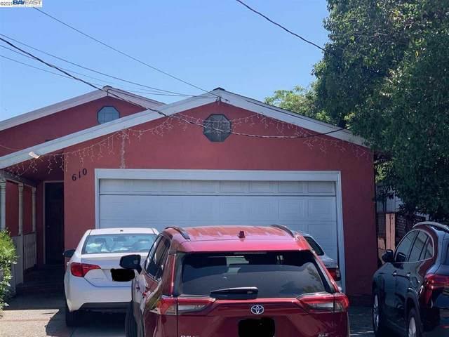 610 Minor Ave, San Jose, CA 95125 (#40949987) :: Swanson Real Estate Team | Keller Williams Tri-Valley Realty