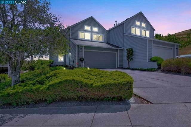 1869 Ridgeland Cir, Danville, CA 94526 (#40950000) :: The Lucas Group