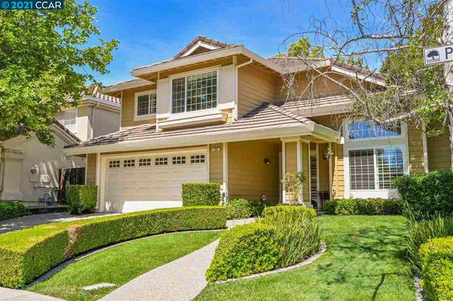 133 Parkhaven Dr, Danville, CA 94506 (#40950010) :: Realty World Property Network