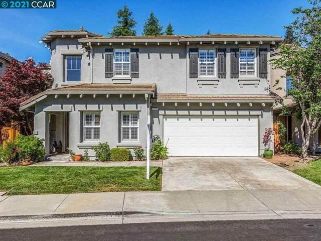 113 St Laurent Ct, Martinez, CA 94553 (#40950011) :: Blue Line Property Group