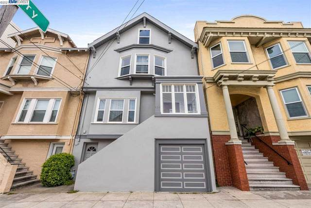 430 7Th Ave, San Francisco, CA 94118 (#40950024) :: Realty World Property Network