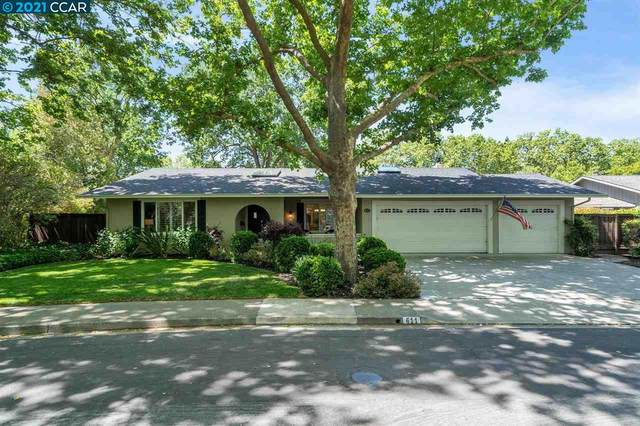 611 Bridgewater Circle, Danville, CA 94526 (#40950035) :: Realty World Property Network