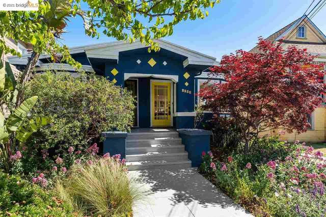 1053 62nd St, Oakland, CA 94608 (#40950047) :: The Lucas Group