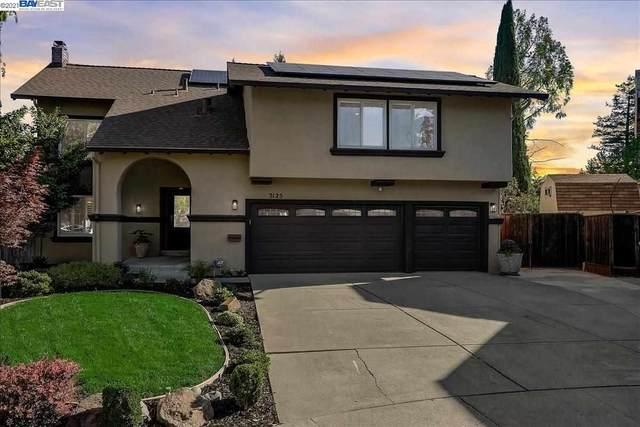 3125 Berkshire Ct, Pleasanton, CA 94588 (#40950085) :: Armario Homes Real Estate Team
