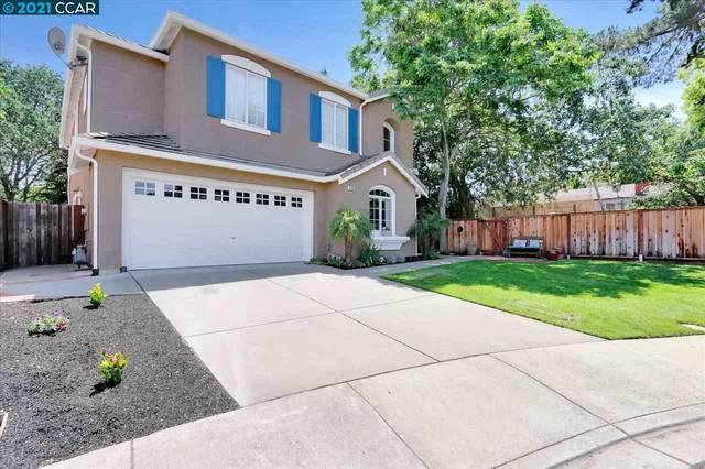 113 Kevin Pl, Martinez, CA 94553 (#40950091) :: Blue Line Property Group