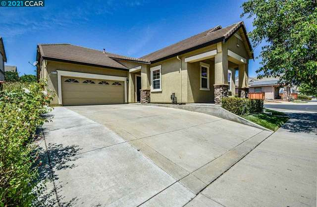 923 Snapdragon Way, Brentwood, CA 94513 (#40950129) :: Blue Line Property Group