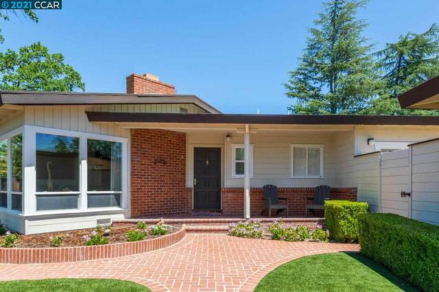 152 Cragmont Dr, Walnut Creek, CA 94598 (#40950153) :: The Lucas Group