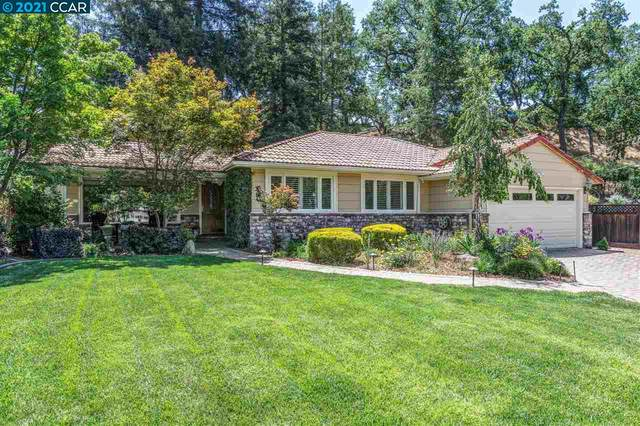 819 Holly Hill Dr, Walnut Creek, CA 94596 (#40950165) :: Blue Line Property Group