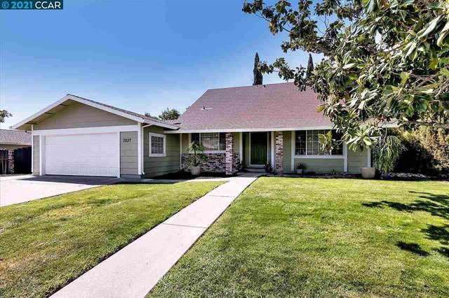 2827 Carmel Way, Fairfield, CA 94534 (#40950176) :: The Venema Homes Team
