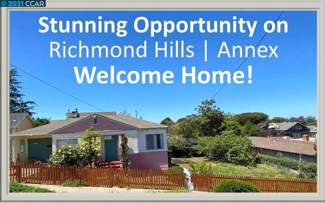 1333 S 57Th St, Richmond, CA 94804 (#40950193) :: Blue Line Property Group