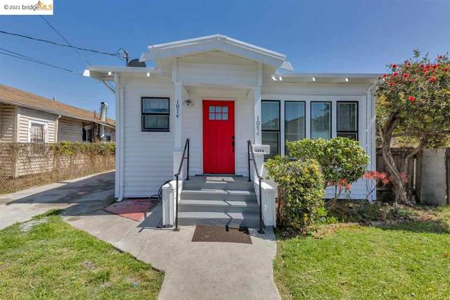 1074 71St Ave, Oakland, CA 94621 (#40950218) :: Realty World Property Network
