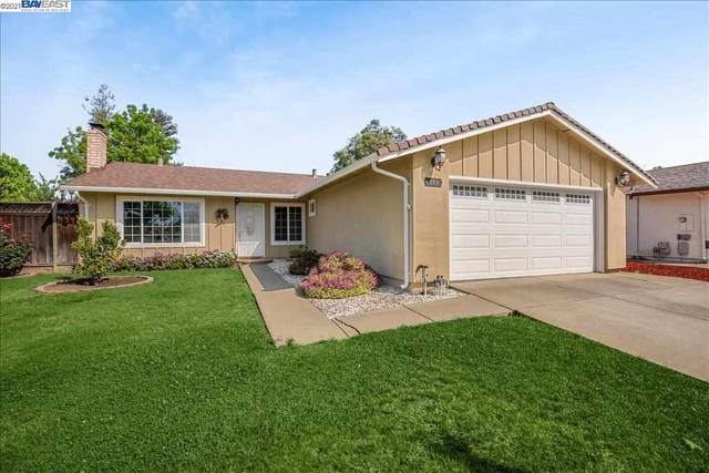 299 Spetti Drive, Fremont, CA 94536 (#40950232) :: Blue Line Property Group