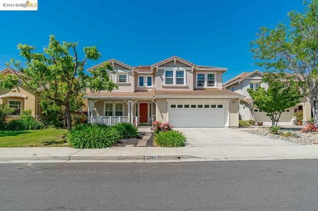 2397 Berkshire Ln, Brentwood, CA 94513 (#40950250) :: The Lucas Group