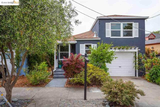 3208 Boise St., Berkeley, CA 94702 (#40950292) :: The Venema Homes Team