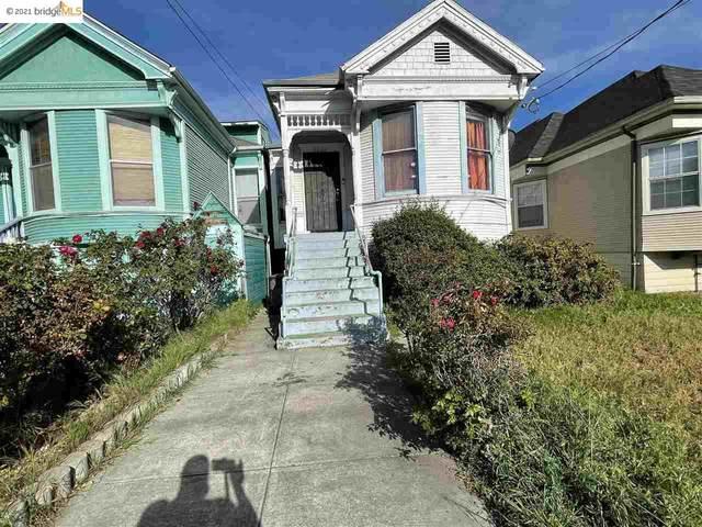 3026 Linden St, Oakland, CA 94608 (#40950295) :: MPT Property