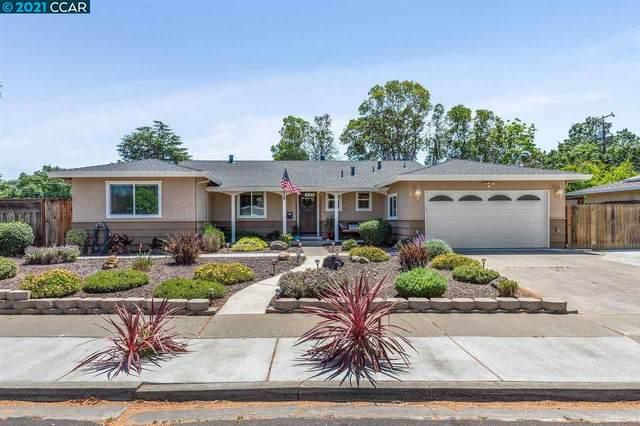 3144 Santa Paula Drive, Concord, CA 94518 (#40950337) :: The Lucas Group