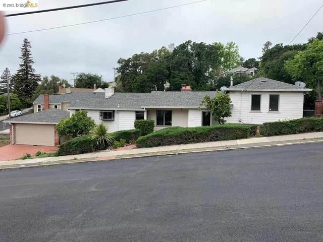 4207 Laguna Ave, Oakland, CA 94602 (#40950339) :: The Venema Homes Team