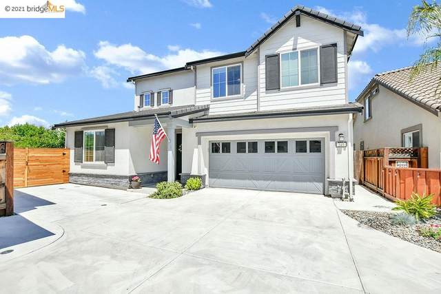 345 Bougainvilla Dr, Brentwood, CA 94513 (#40950445) :: The Lucas Group
