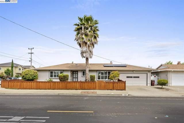 2491 Sleepy Hollow Ave, Hayward, CA 94545 (#40950464) :: The Lucas Group