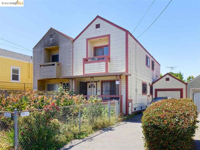 1677 16Th St, Oakland, CA 94607 (#40950515) :: Blue Line Property Group