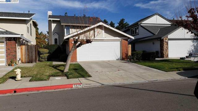 5979 Corte Arboles, Pleasanton, CA 94566 (#40950637) :: Blue Line Property Group