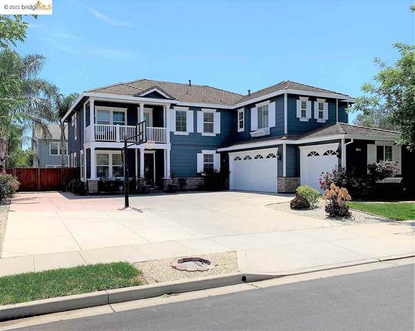 1708 Rosie Ln, Brentwood, CA 94513 (#40950654) :: MPT Property
