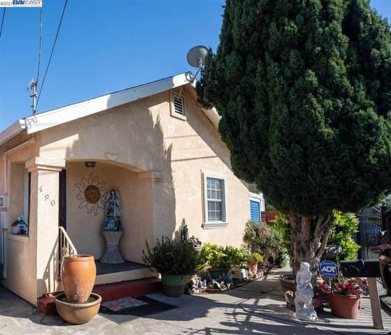 490 Hale Ave, Oakland, CA 94603 (#40950657) :: Blue Line Property Group