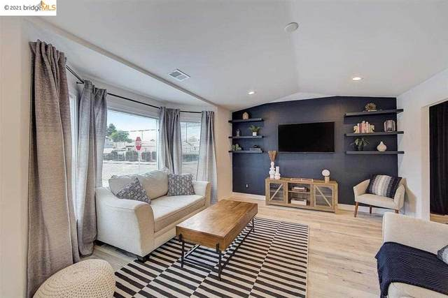 8200 Iris St, Oakland, CA 94605 (#40950671) :: Blue Line Property Group